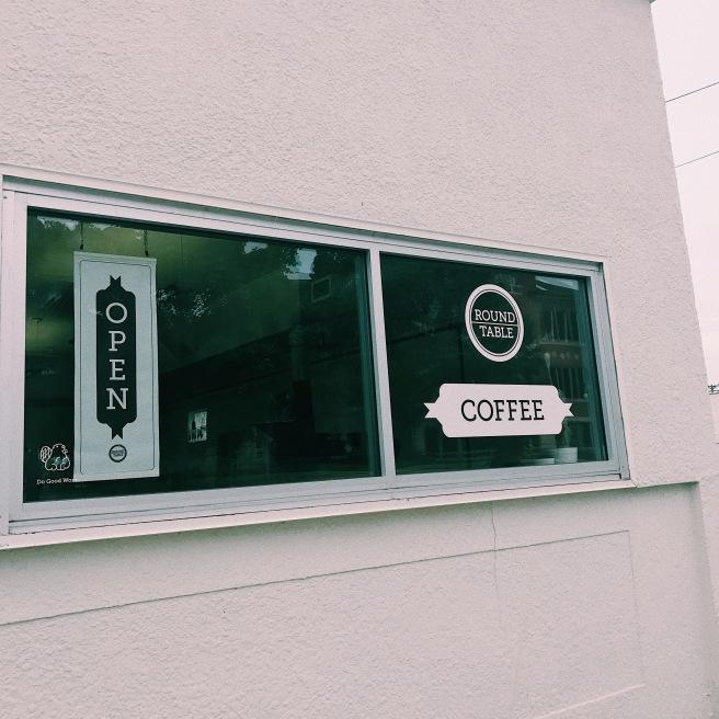 Coffee Shop Exterior