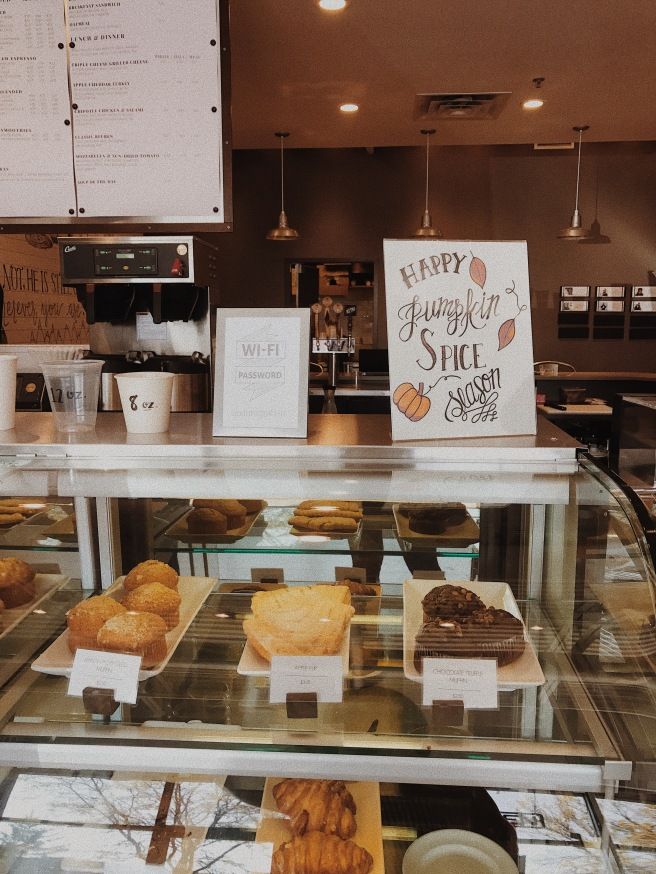 Interior Coffee Shop Bakery