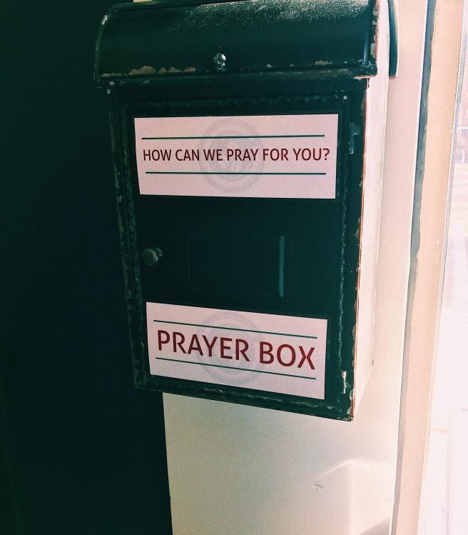 Prayers Needed Coffee Shop
