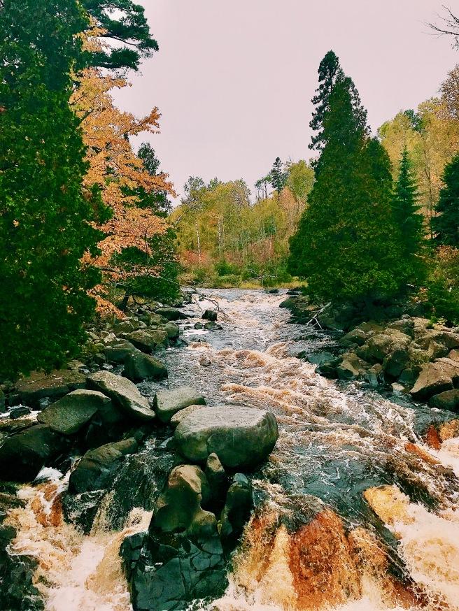 Fall Autumn Colors Leaves North Shore Minnesota Adventure