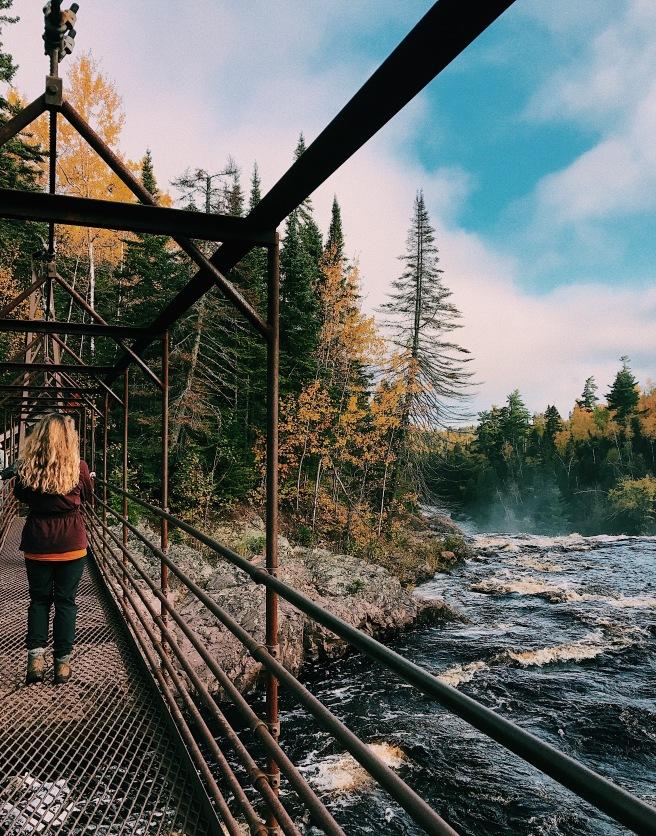 Fall Adventure Leaves North Shore Minnesota