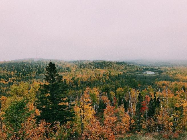Fall Colors Minnesota Fall Hiking Trip