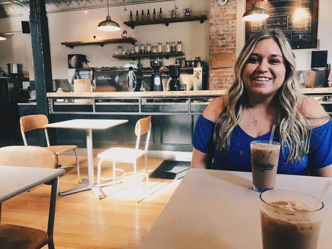 Friend Coffee Shop Vibes Coffee Drink