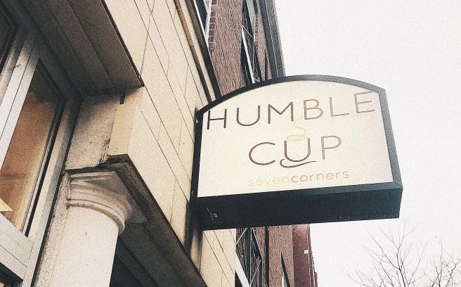 Coffee Shop Humble Cup Coffee