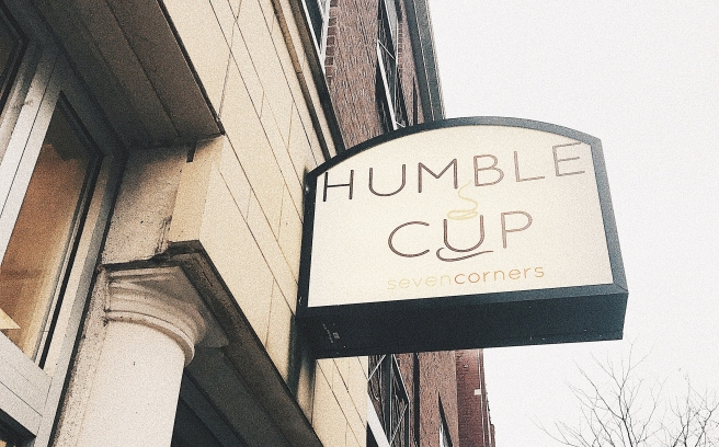 Coffee Shop Humble Cup Coffee