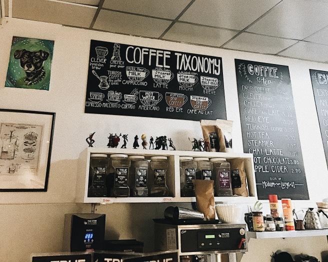 Coffee Bar Coffee Shop Vibes