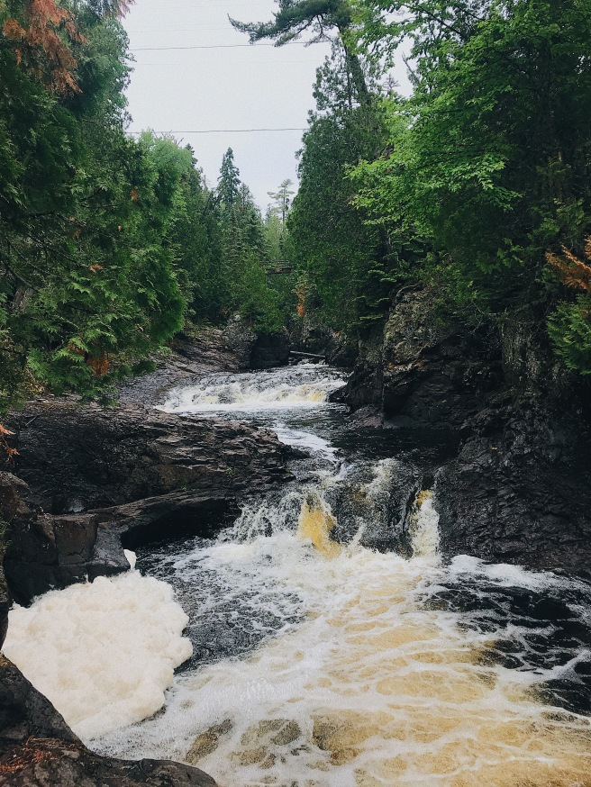 Cascade River State Park MN
