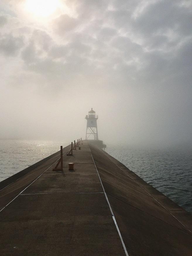 Grand Marais MN Harbor